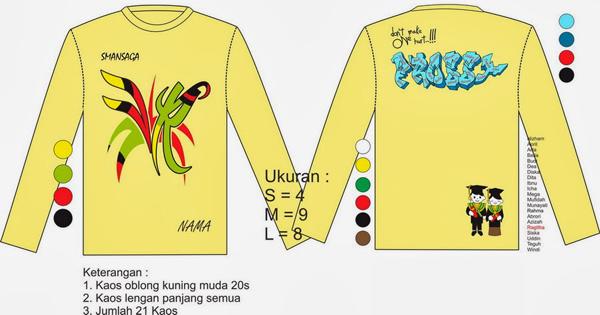 kaos Nur Azizah_Kota Gajah
