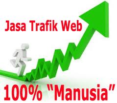 Jasa Trafik Website Terpercaya