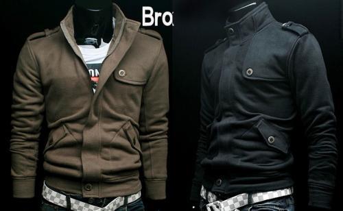 contoh model jaket japan style