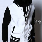 contoh model jaket korean style