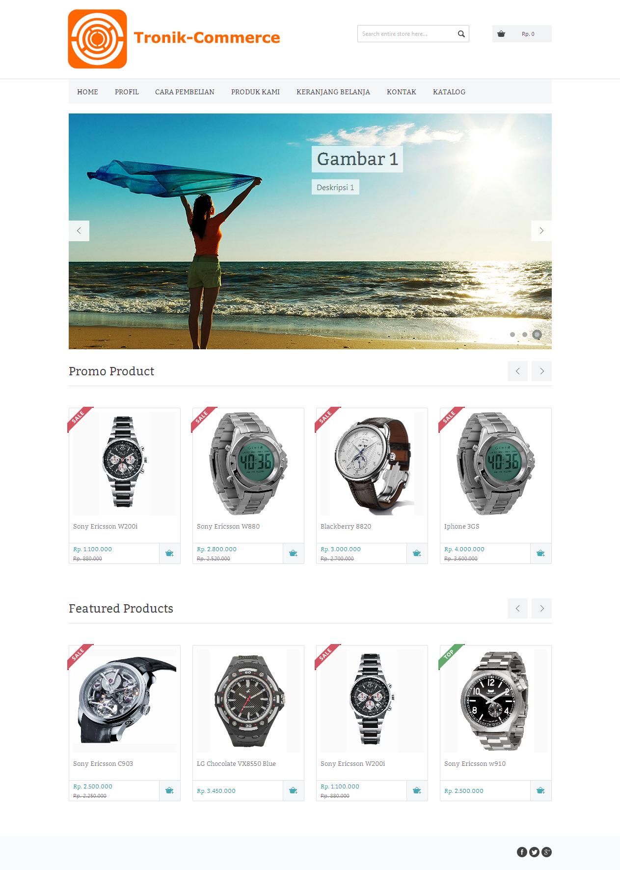 Tronik-commerce