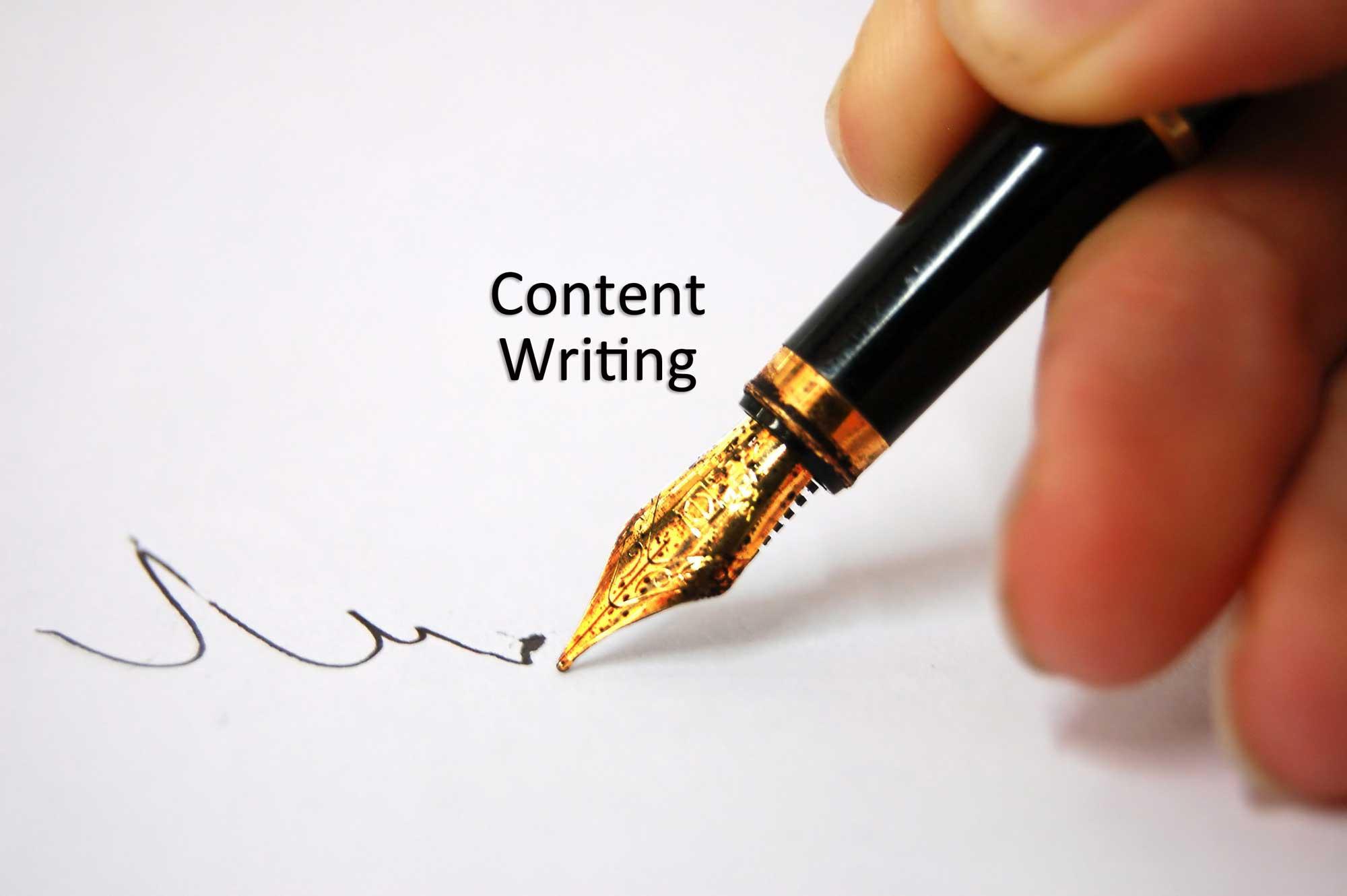 Jasa Content Writer (Penulis Konten) Website Terpercaya