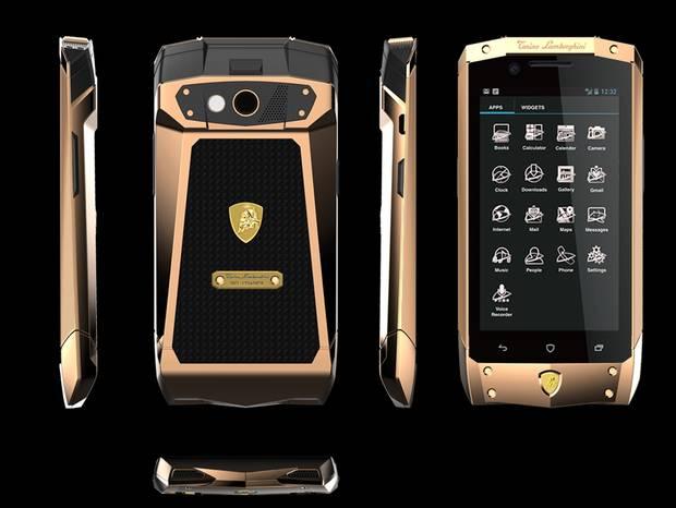 Ponsel Lamborghini Mewah Harga 54 Jutaan dan 75 Jutaan