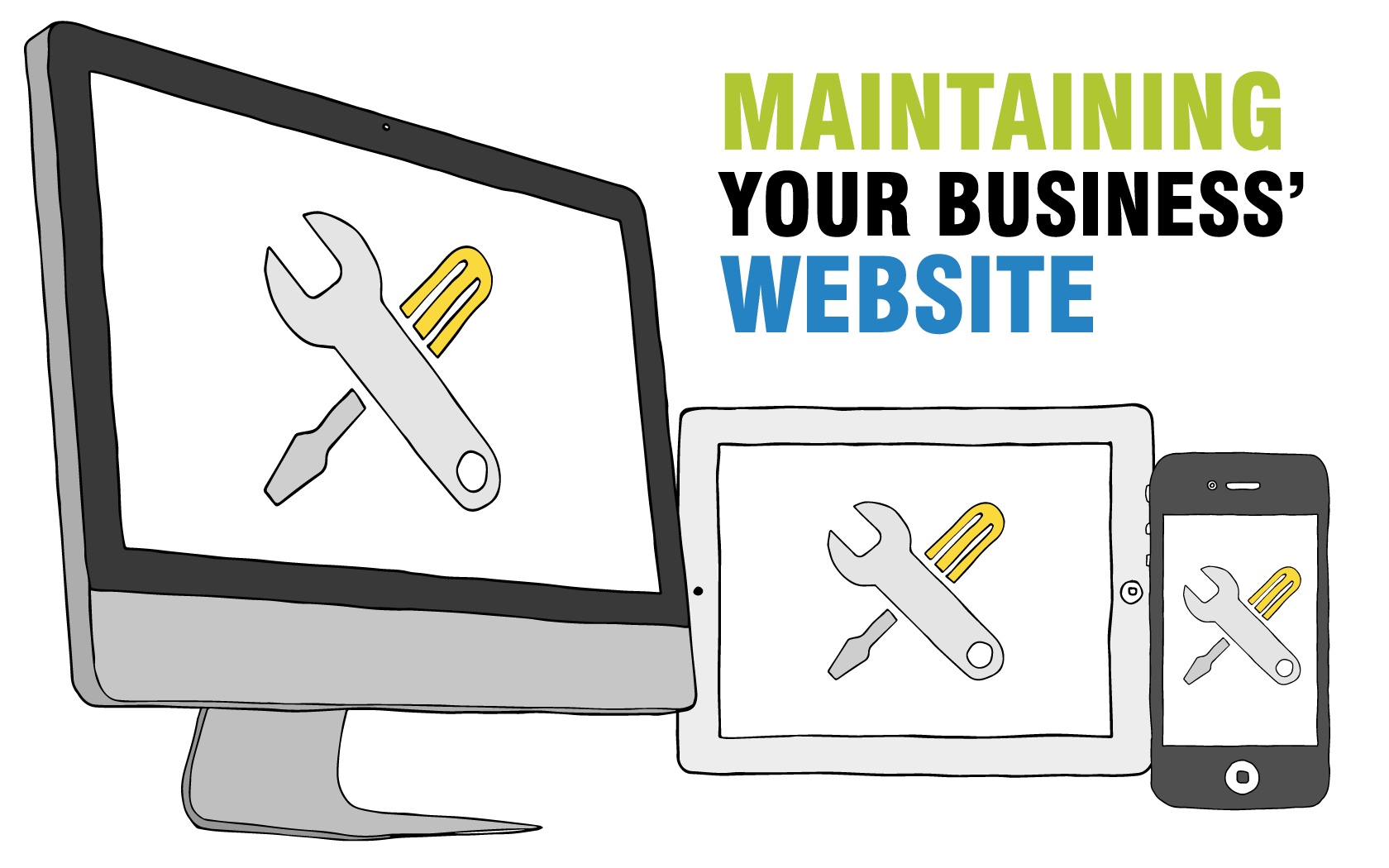 jasa perawatan website