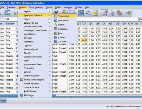 Tutorial Lengkap Cara Olah Data Kuesioner Dengan SPSS & Penjelasan